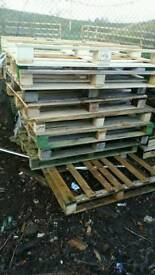 Pallets upcycle wood furniture