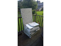 POLYSTYRENE INSULATION VARIOUS SHAPES AND SIZES