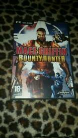 CD-ROM GAME BOUNTY HUNTER