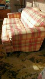 £199 .Almost new sofa . Direct from USA