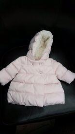 Next newborn coat