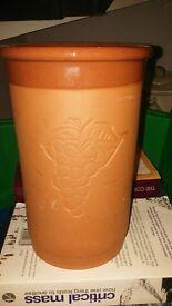 Utensil Pot - Terracotta