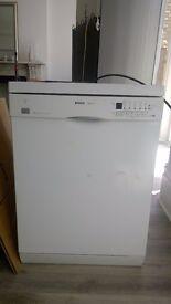 Bosch Exxcel Max Dishwasher - Good Working Order - White