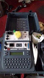 megger pat4 dv/3 portable appliance tester