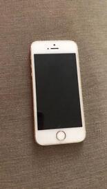 iPhone SE, 8GB Rose Gold