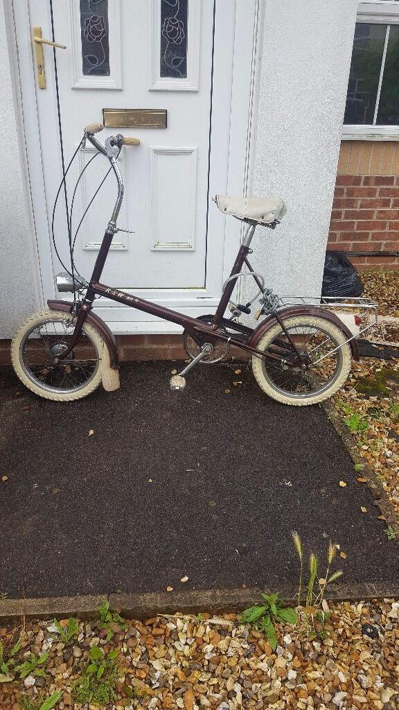 Raleigh Bike Old Model 163 40 In Gosport Hampshire Gumtree