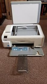 Hp Photosmart C4480 All-in-one printer