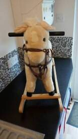 Rocking horse childs