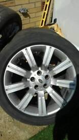 20 inch stormer alloys