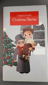 Charles Dickens Christmas Stories Books/book – post or collect