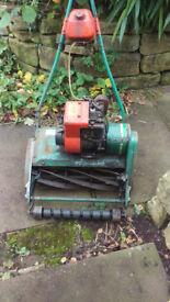 Qualcast petrol lawn mower £13