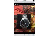 Mstr men's watch