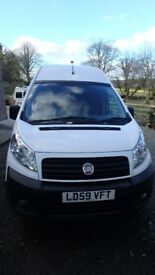 Fiat Scudo LWB Maxi Van Professional same as Dispatch Expert and Proace