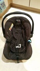 Graco tri-logic side impact protection max and base