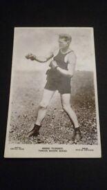 original gene tunney beagles card