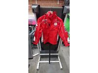 BOYS RACING COAT AGE 9-11 YEAR OLD, DUCATI ETC