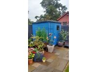 garden shed 7' by 5' excellent condition