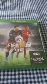 Fifa 16 xbox one game new sealed