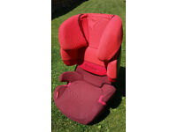 Cybex Solution X car seat group 2/3 - red