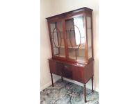 Antique Display Cabinet