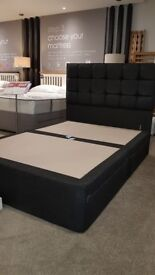 135cm complete bed