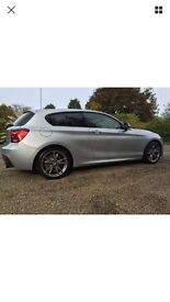 2012/62 BMW 135i M SPORT 2 DOOR - Glacier Silver FANTASTIC CAR