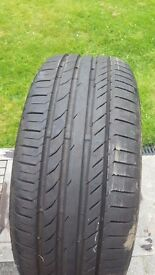 continental tyre 225-50-17