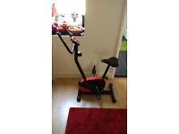 Exercise bike - mint condition