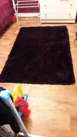Lovely Aubergine rug