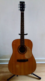 Acoustic Guitar Encore (For Restoration) stringless