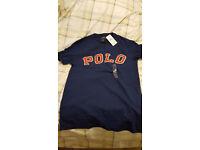 Brand new Ralph Lauren T Shirt Small