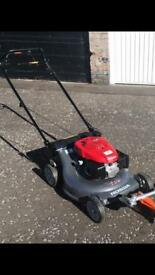 Honda HRG536SD IZY Self-Propelled Petrol Lawnmower