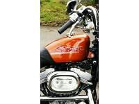 Harley davidson sportster 1200