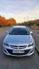Vauxhall Astra SE 2014(63) Auto , 85000milage