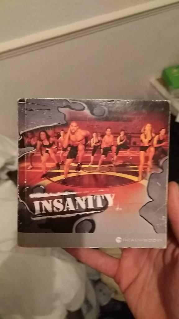 Complete insanity set