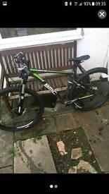 Bmc mountain bike