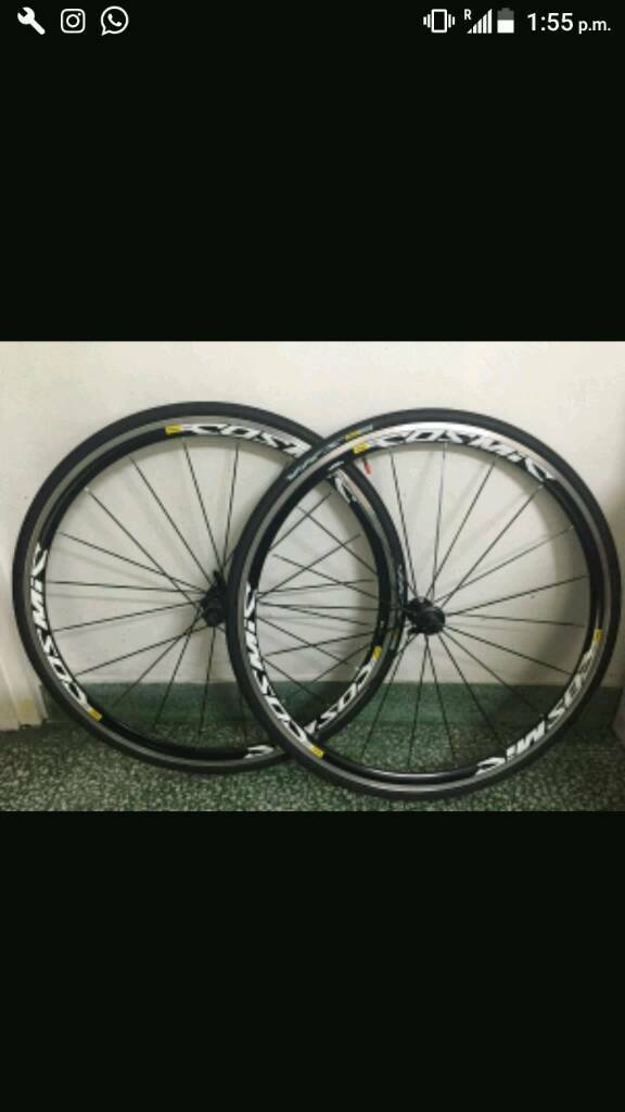 Mavic cosmic elite brand new