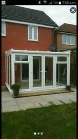 New conservatory £3900