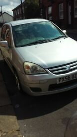 89k low suzuki liana 56 plate
