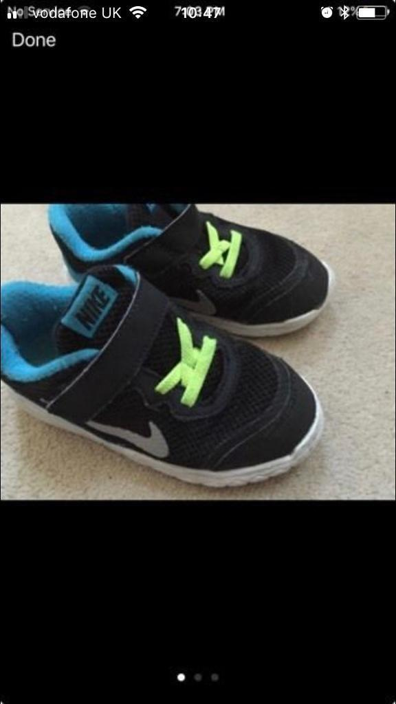 Size 8.5 trainers