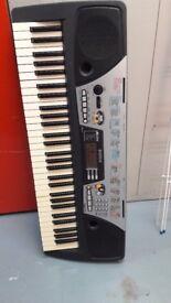 keyboard ( psr 175 yamaha )