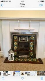 *Reduced* Victorian fireplace / surround