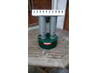 Greenhouse heater, Parasene. twin burner, used once.