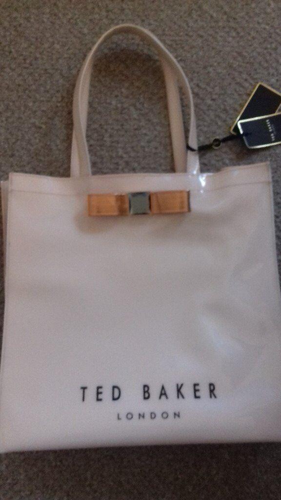86fe3e6c6f5de Ted Baker Bethcon Bow Large Icon Shopper Bag