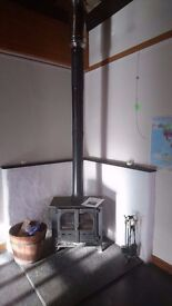 dunsley highlander 10 multi fuel stove