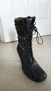 Womens Spring heel boots Cambridge Kitchener Area image 2