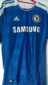 Chelsea football tops