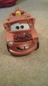 Fisher Price Disney Pixar Cars 2 Tow Mater