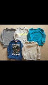 Boys age 3-4 jumpers