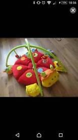 Mamas And Papas Lottie Playmat